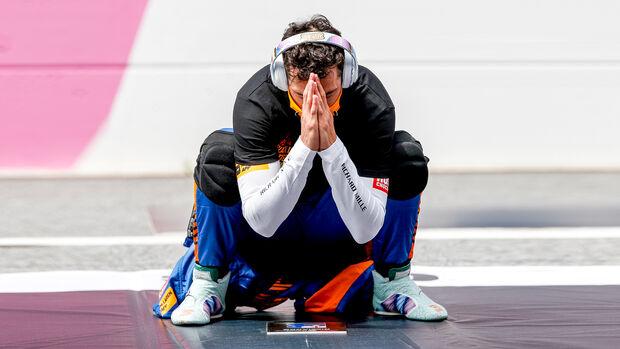 Daniel Ricciardo - McLaren - GP Österreich 2021 - Speilberg - Rennen