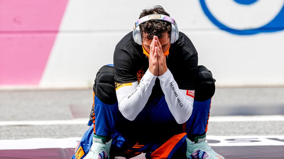 Daniel Ricciardo - McLaren - GP Österreich 2021 - Spielberg - Rennen
