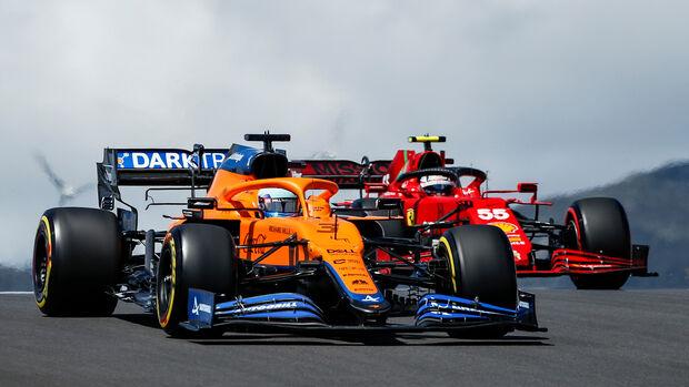 Daniel Ricciardo - McLaren - GP Portugal 2021