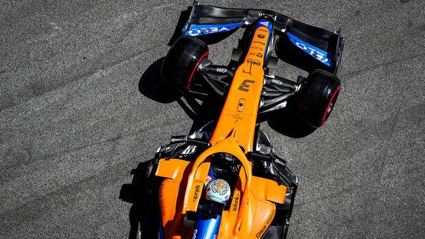 Daniel Ricciardo - McLaren - GP Spanien 2021