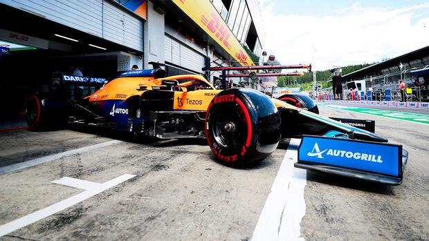 Daniel Ricciardo - McLaren - GP Steiermark 2021 - Spielberg
