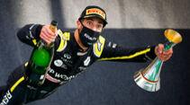Daniel Ricciardo - Nürburgring - Eifel Grand Prix - 2020