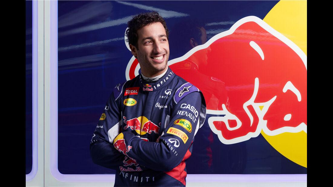 Daniel Ricciardo - Porträt - Formel 1 - 2015