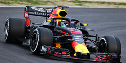 Daniel Ricciardo - Red Bull - Barcelona F1-Test 2018 - Tag 1
