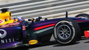 Daniel Ricciardo - Red Bull - Formel 1 - Bahrain - Test - 21. Februar 2014
