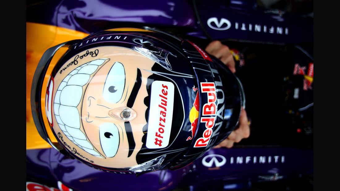 Daniel Ricciardo - Red Bull - Formel 1 - GP Abu Dhabi - 21. November 2014