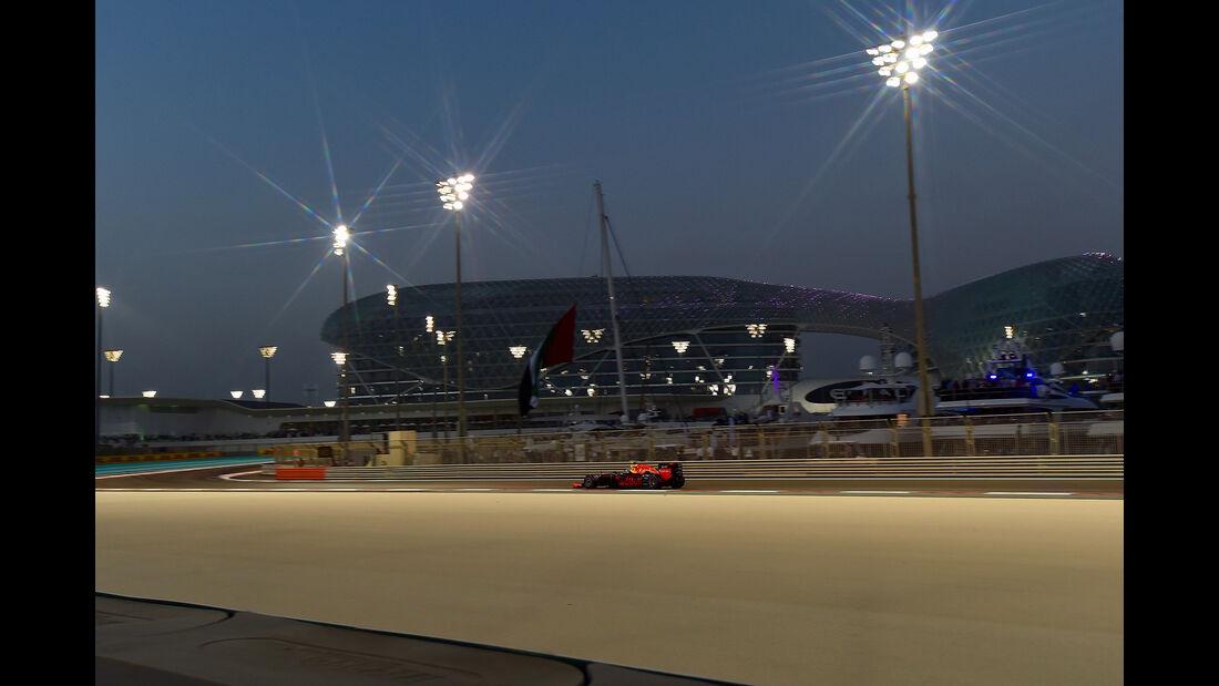 Daniel Ricciardo - Red Bull - Formel 1 - GP Abu Dhabi - 26. November 2016
