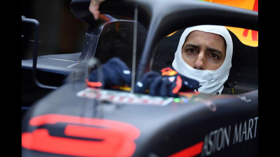 Daniel Ricciardo - Red Bull - Formel 1 - GP Aserbaidschan - 27. April 2018