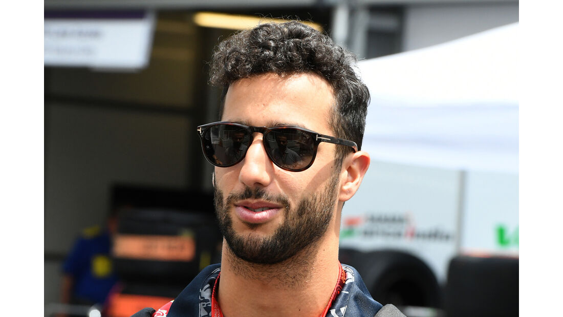 Daniel Ricciardo - Red Bull - Formel 1 - GP Aserbaidschan - Baku - 16. Juni 2016