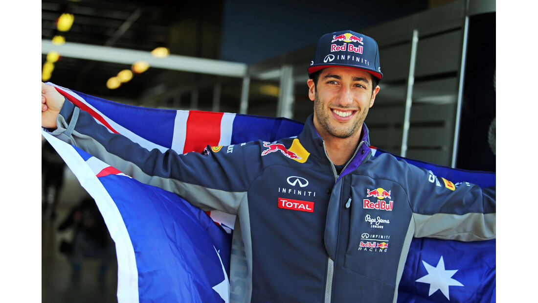 Daniel Ricciardo - Red Bull - Formel 1 - GP Australien - 12. März 2015