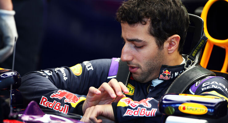 Daniel Ricciardo - Red Bull - Formel 1 - GP Australien - 13. März 2015