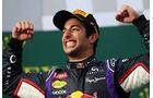Daniel Ricciardo - Red Bull - Formel 1 - GP Australien - 16. März 2014