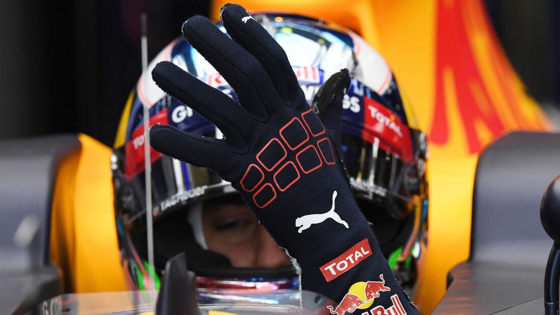 Daniel Ricciardo - Red Bull - Formel 1 - GP Australien - Melbourne - 19. März 2016