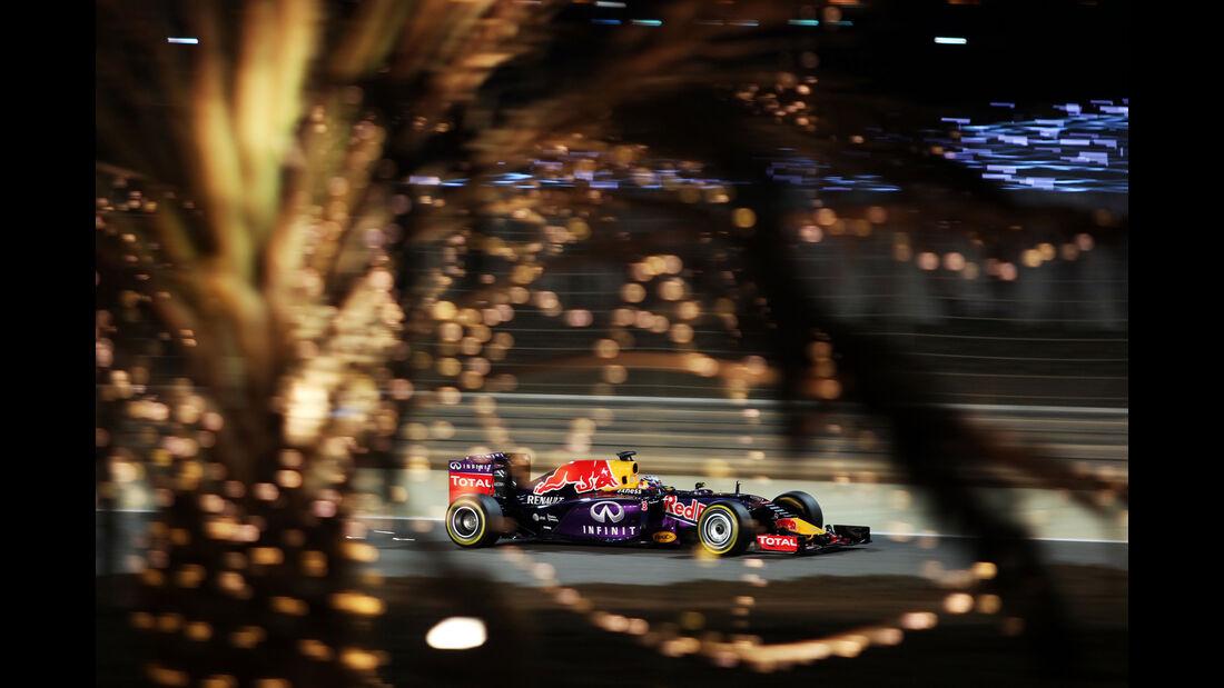 Daniel Ricciardo - Red Bull - Formel 1 - GP Bahrain - 18. April 2015