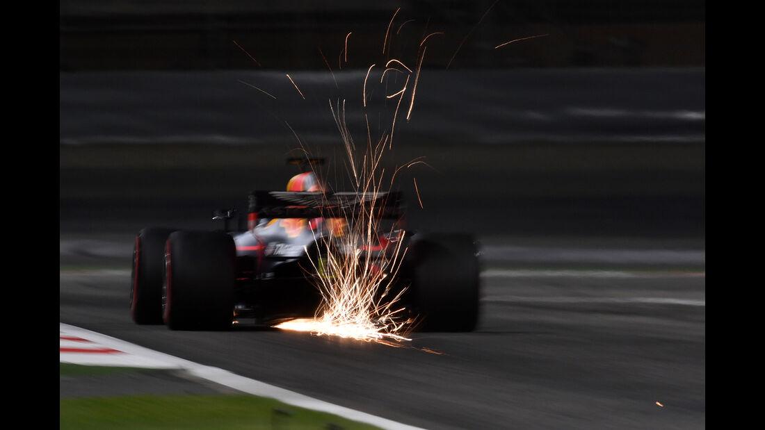 Daniel Ricciardo - Red Bull - Formel 1 - GP Bahrain - 7. April 2018