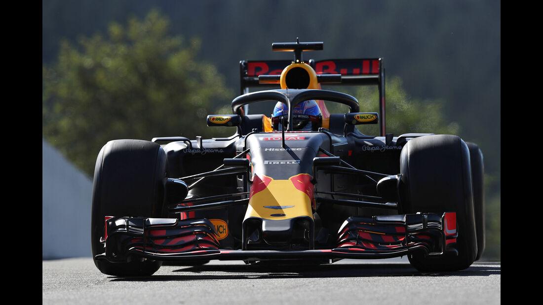 Daniel Ricciardo - Red Bull - Formel 1 - GP Belgien - Spa-Francorchamps - 26. August 2016
