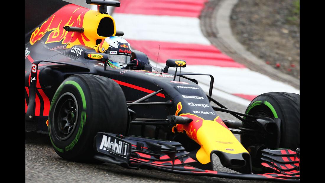 Daniel Ricciardo - Red Bull - Formel 1 - GP China 2017 - Shanghai - 7.4.2017