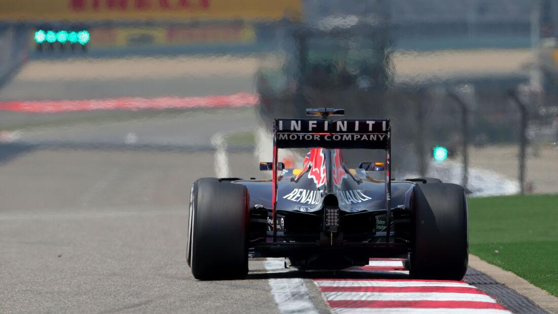 Daniel Ricciardo - Red Bull - Formel 1 - GP China - Shanghai - 10. April 2015