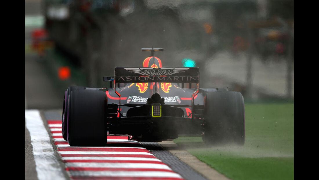Daniel Ricciardo - Red Bull - Formel 1 - GP China - Shanghai - 13. April 2017