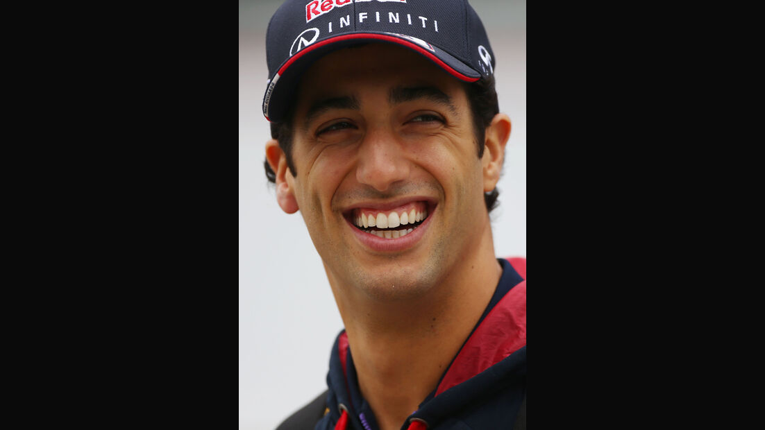 Daniel Ricciardo - Red Bull - Formel 1 - GP China - Shanghai - 17. April 2014