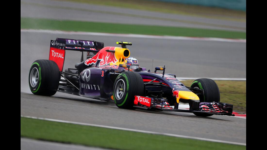 Daniel Ricciardo - Red Bull - Formel 1 - GP China - Shanghai - 19. April 2014