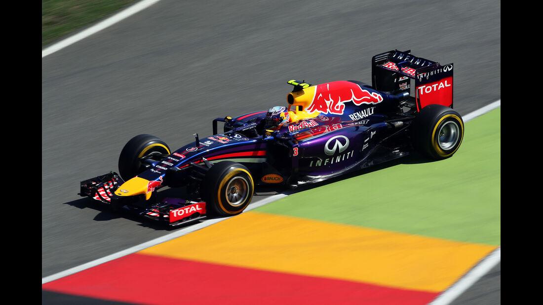 Daniel Ricciardo - Red Bull - Formel 1 - GP Deutschland - Hockenheim - 19. Juli 2014