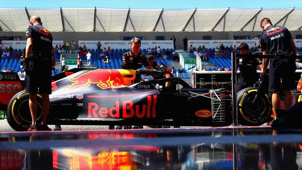 Daniel Ricciardo - Red Bull - Formel 1 - GP Frankreich - Circuit Paul Ricard - 22. Juni 2018