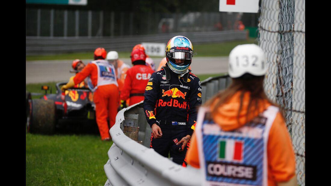 Daniel Ricciardo - Red Bull - Formel 1 - GP Italien - 02. September 2018
