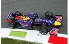 Daniel Ricciardo - Red Bull - Formel 1 - GP Italien - 5. September 2014