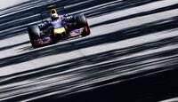 Daniel Ricciardo - Red Bull - Formel 1 - GP Italien - 6. September 2014