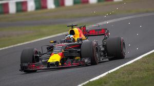 Daniel Ricciardo - Red Bull - Formel 1 - GP Japan - Suzuka - 7. Oktober 2017