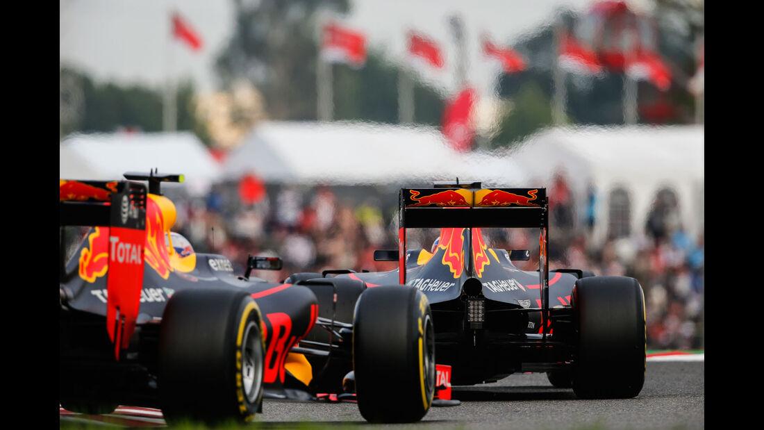 Daniel Ricciardo - Red Bull - Formel 1 - GP Japan - Suzuka - Qualifying - Samstag - 8.10.2016