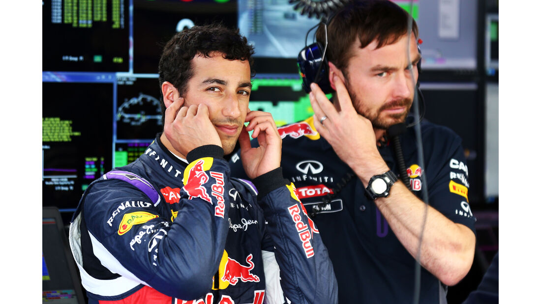 Daniel Ricciardo - Red Bull - Formel 1 - GP Kanada - Montreal - 5. Juni 2015