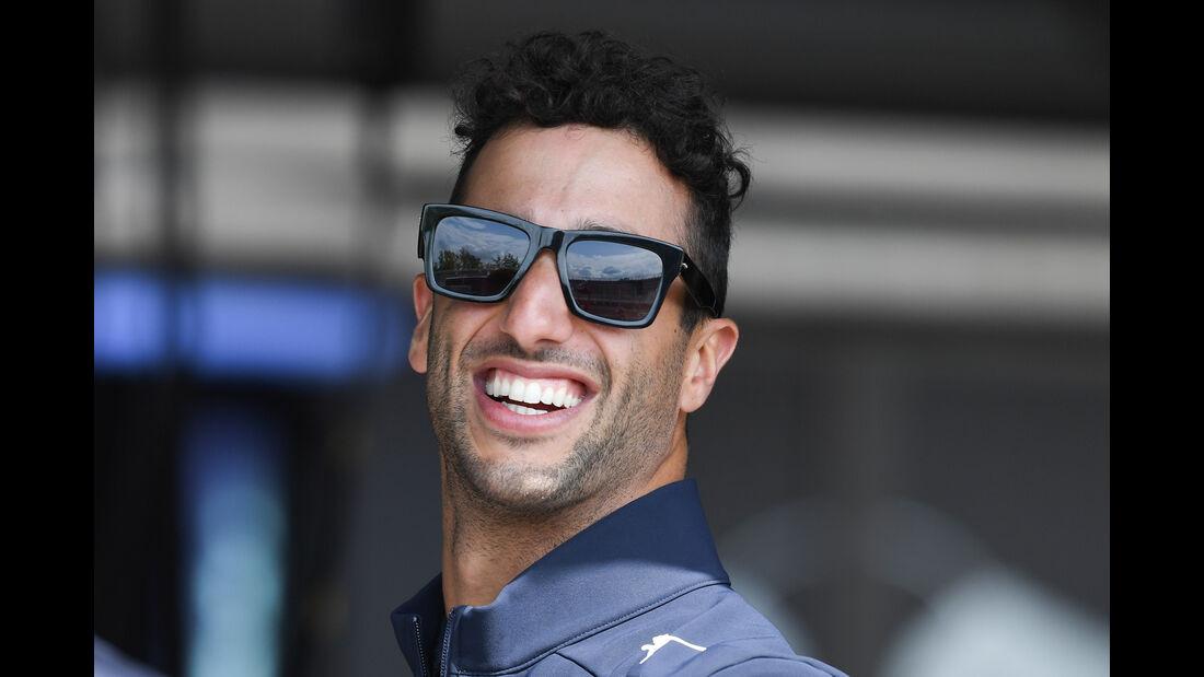 Daniel Ricciardo - Red Bull - Formel 1 - GP Kanada - Montreal - 7. Juni 2018