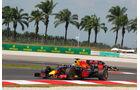 Daniel Ricciardo - Red Bull - Formel 1 - GP Malaysia - Freitag - 30.9.2016