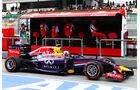 Daniel Ricciardo - Red Bull - Formel 1 - GP Malaysia - Sepang - 29. März 2014