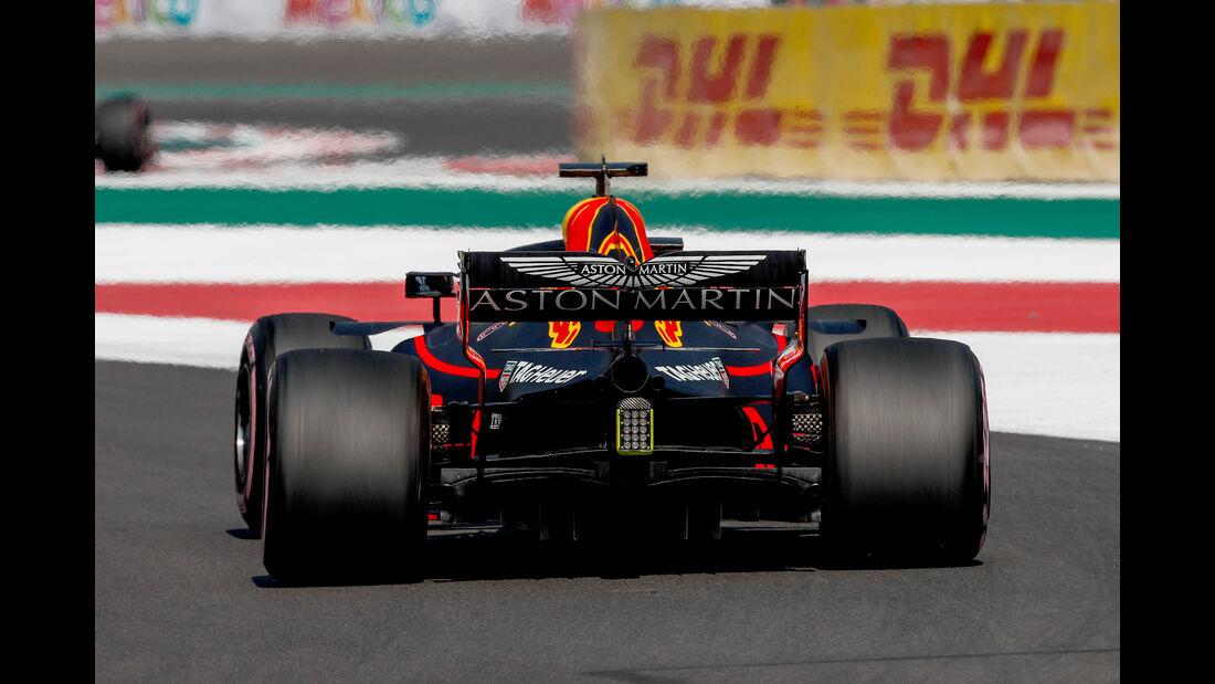 Daniel Ricciardo - Red Bull - Formel 1 - GP Mexiko - 26. Oktober 2018