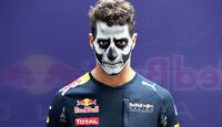 Daniel Ricciardo - Red Bull - Formel 1 - GP Mexiko - 27. Oktober 2016