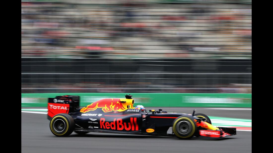 Daniel Ricciardo - Red Bull - Formel 1 - GP Mexiko - 28. Oktober 2016