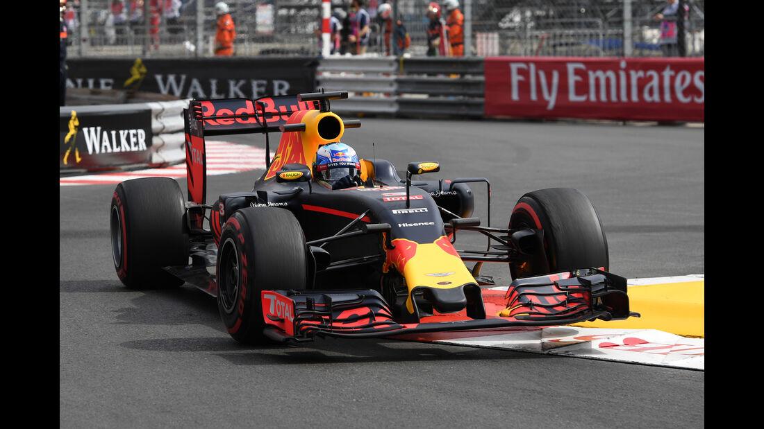 Daniel Ricciardo - Red Bull - Formel 1 - GP Monaco - 26. Mai 2016