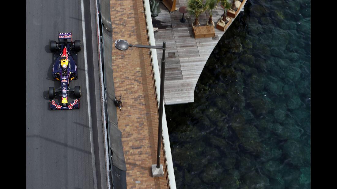 Daniel Ricciardo - Red Bull  - Formel 1 - GP Monaco - Samstag- 23. Mai 2015
