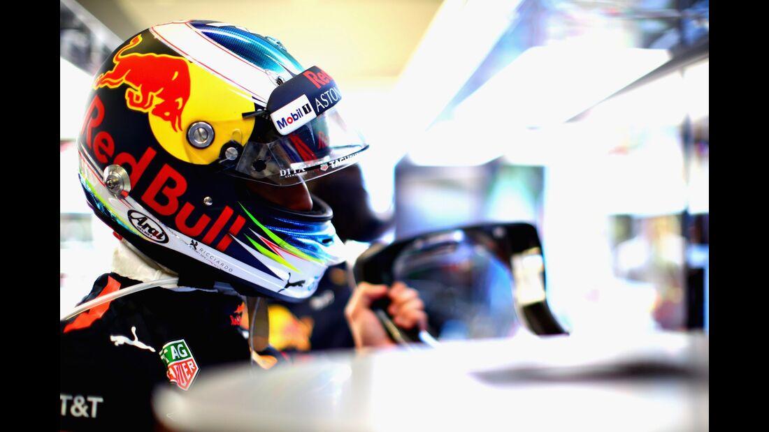 Daniel Ricciardo - Red Bull - Formel 1 - GP Österreich - 29. Juni 2018