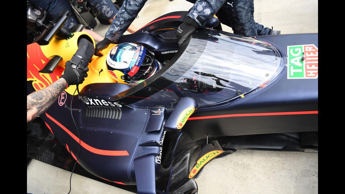 Daniel Ricciardo - Red Bull - Formel 1 - GP Russland - 29. April 2016