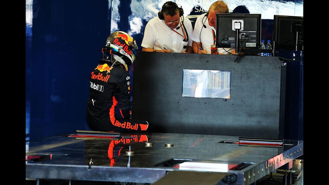 Daniel Ricciardo - Red Bull - Formel 1 - GP Russland - Sotschi - 29. April 2017