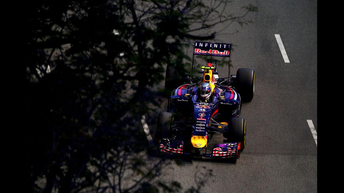Daniel Ricciardo - Red Bull - Formel 1 - GP Singapur - 19. September 2014