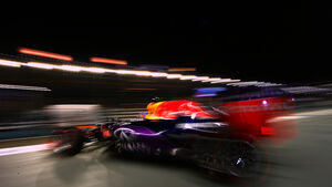 Daniel Ricciardo - Red Bull - Formel 1 - GP Singapur - 20. September 2015