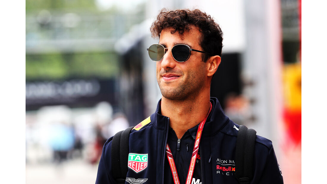 Daniel Ricciardo - Red Bull - Formel 1 - GP Spanien - Barcelona - 10. Mai 2018