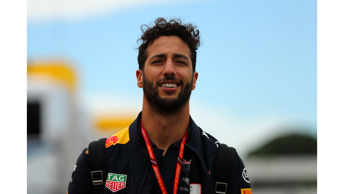Daniel Ricciardo - Red Bull - Formel 1 - GP Spanien - Barcelona - 11. Mai 2017