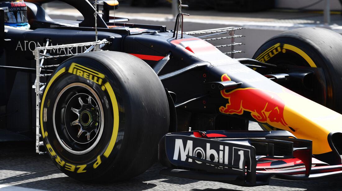 Daniel Ricciardo - Red Bull - Formel 1 - GP Spanien - Barcelona - 11. Mai 2018