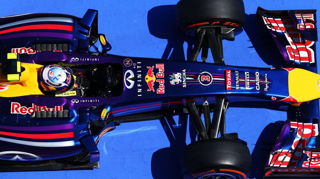 Daniel Ricciardo - Red Bull - Formel 1 - GP Spanien - Barcelona - 9. Mai 2014
